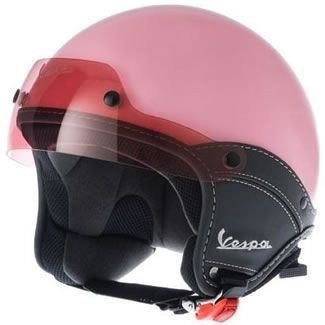 Vespa Casco Jet Soft Touch Gloss, tamaños: L – 59/60