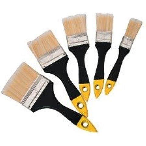 Guilty Gadgets-® Royal Langnickel-Set di 5 pennelli, confezione da 1/2