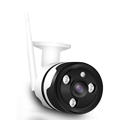 Tian wireless telecamera di sicurezza ip, 1080p wifi home security surveillance camera per il bambino/nanny/pet/elder monitor, con audio a due vie e la visione notturna e di allarme di movimento