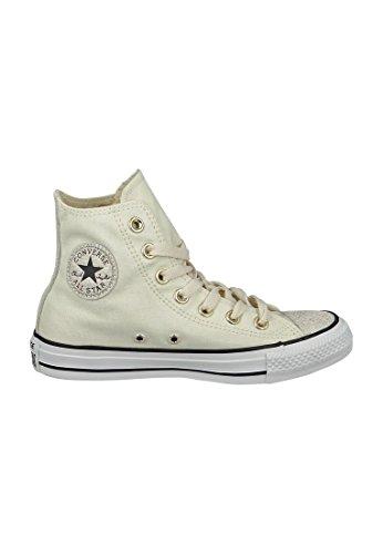 All Star Sneaker Taylor Chuck Schwarz Converse Weiß Ecru Hi fnp1BCq