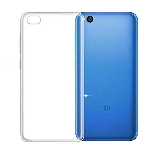 Todobarato24h Funda Xiaomi Redmi Go (5) Transparente TPU Lisa Silicona Gel