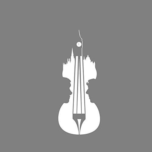 Sherlock Violin - Herren T-Shirt Grau