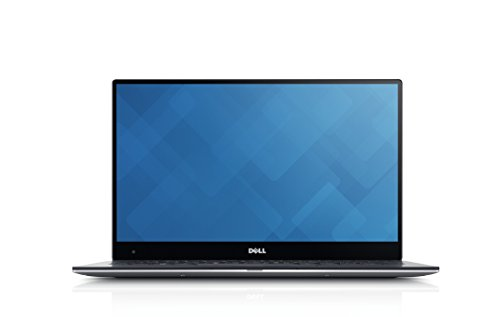 Dell XPS 13 9360 13.3-Inch Laptop - (Silver) (Intel Core i5-7300U 2.6 GHz, 8 GB RAM, 256 GB SSD, Windows 10 Pro)
