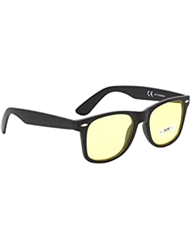 OCCHIALI DA SOLE MARCA ISURF MODELLO WAYFARER LIGHT COLOR MODA FASHION OUTFIT