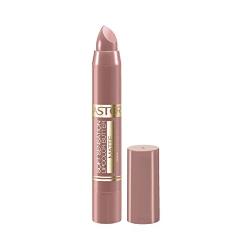 ASTOR Soft Sensation Lipcolor Butter Matte, All-In-One, langanhaltend