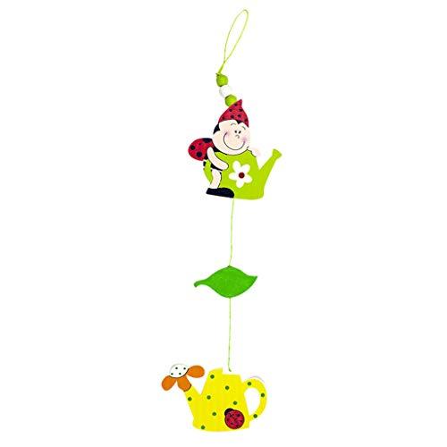 Lazzboy Ostertag Dekoration Ornament Exquisite Premium Holzanhänger hängende (Ca 30cm x ()