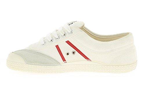 Kawasaki 23 Sp Edit, Chaussures Mixte Adulte, Noir / Rouge / Blanc Blanc