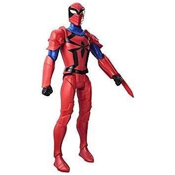 Hasbro Marvel Spider-Man Titan Hero Series Scarlet Spider Figure 1pieza(s) Multicolor Niño - Figuras de Juguete para Niños (Multicolor, 4 Año(s), Niño, Marvel Heroes, 300 mm, 1 Pieza(s))