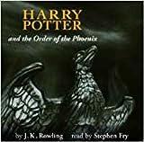 H p 5: the order of the phoenix(unabridged audio cd set-adul