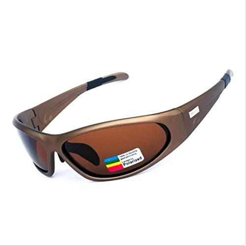 Retro Vintage Sonnenbrille, für Frauen und Männer Unisex Polarisierte Sport Sonnenbrille Männer Frauen for Outdoor Baseball Laufen Angeln Golf Klettern Radfahren (Farbe : A006)