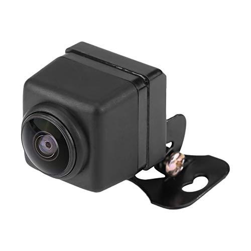 DEWIN Fisheye-Objektiv Camera 180 Grad Fisheye-Objektiv Nachtsicht-Auto-Kamera-Vorderansicht-Weitwinkel-Kamera