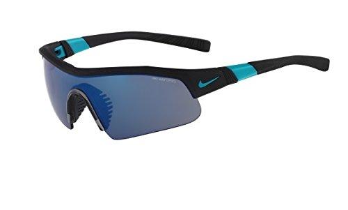 Nike Herren Sonnenbrille Vision Show X1 Pro R matte black/turbo green