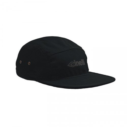 GORRO PARA 5 PANEL CINELLI  COLOUR NEGRO  TALLA UNICA  46157080116
