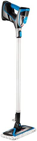 جهاز التنظيف بالبخار 3 في 1 باور فريش من بيسيل، فضي وازرق، 2233E