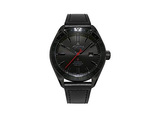 Alpina Geneve Startimer Shadow Line Automatic AL-525BB5FBAQ6 Reloj Automático para Hombres