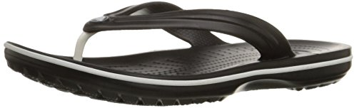 Crocs Crocband Flip, Unisex Adults' Flip flops, Black (Black), 8 UK Men/9 UK Women (42-43 EU)