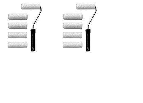 12 Teilig Maler-Roller-Set