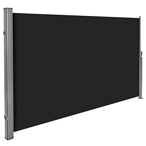 tectake-auvent-store-latral-brise-vue-abri-soleil-aluminium-rtractable-200x300cm-noir-logement-et-so