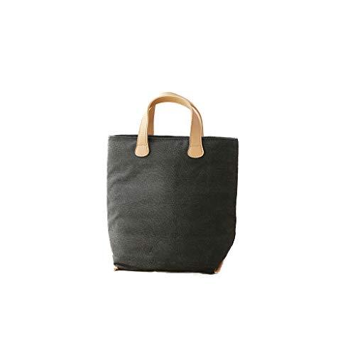 Yilian yecanbao borsa frigo portatile per studenti borsa pranzo pranzo (colore : nero, dimensioni : l/30 * 25 * 20cm)