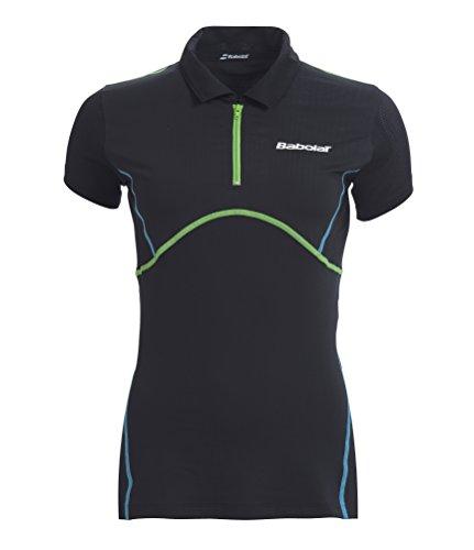 Babolat Oberkörper-Bekleidung Polo Match Performance Women, Grau, XL, 41S1517-115 Preisvergleich