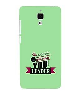 EPICCASE the leader Mobile Back Case Cover For Xiaomi Mi4 (Designer Case)