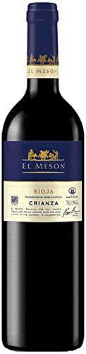 El Meson Crianza - 2014-6 X 0,75 Lt. - Baron De Ley 2016