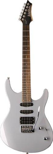 Washburn RX10 - Chitarra elettrica, finitura metallizzata, Grigio