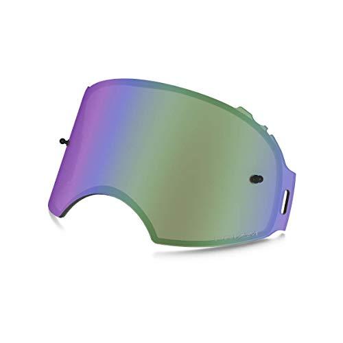Oakley Ersatzglas Airbrake MX Grau