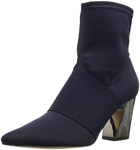 Nine West Women's Delayna Fabric Ankle Boot,