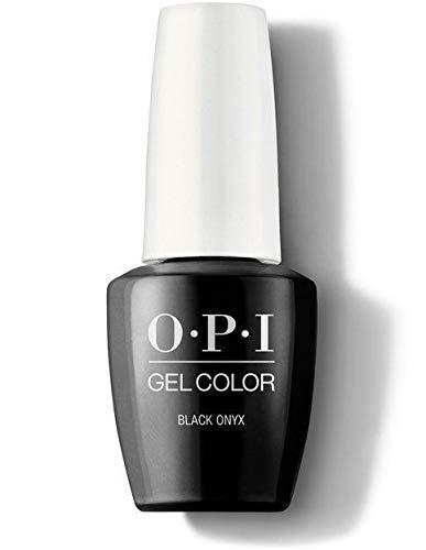 "OPI GELCOLOR SEMI PERMANENT""BLACK ONYX"" GC T02 15ML/0.5FL.OZ."