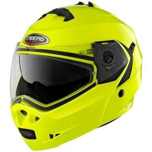 Caberg Sintesi Shadow - Casco DVS con Bluetooth para moto, color negro