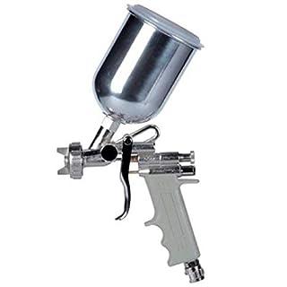 ASTURO Spray Paint Original E70Tank in Aluminium 500cc 1.4mm Nozzle