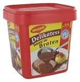 Maggi Delikatess Sauce zu Braten Instant 950 g