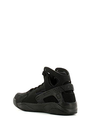 Nike Flight Huarache (Gs), Chaussures de Sport-Basketball Garçon Noir (noir / noir - noir)