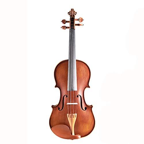 Violini Strumenti Corda Full Size Prestazioni Professionali Stile Italiano Acero Ebano Cartelle portaspartiti