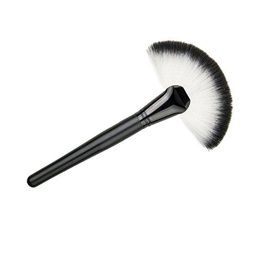 Large Pinceau de Maquillage pour Contour Poudre Outil Cosmétique