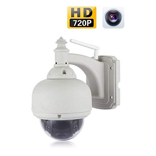 Fbestbody WLAN IP Kamera 720P WiFi Außenkamera mit IR Nachtsicht, Bewegungserkennung, Sicherheitskamera für Innen Außen Monitor,Modell SQ05 Explorer 220 Bluetooth