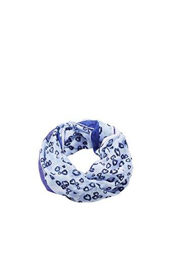 ESPRIT Accessoires Damen 998EA1Q801 Schal, Blau (Navy 400), One Size