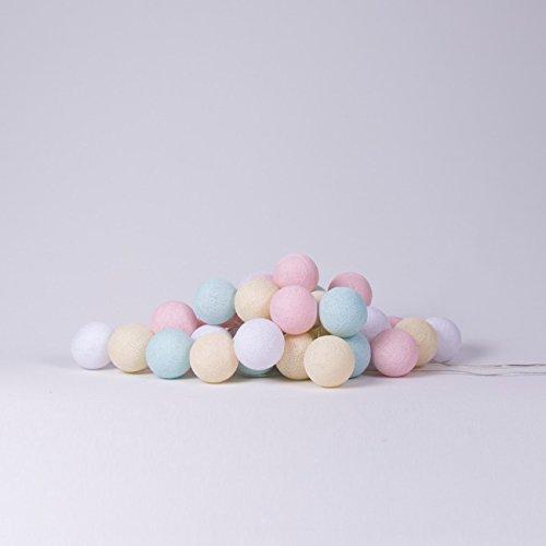 Cotton Ball Lights 716855432162