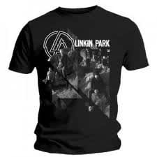Linkin Park T-Shirt Mountain in Größe XL