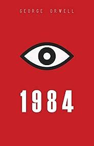 1984: Political Dystopian Classic (English Edition)