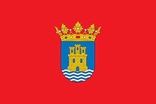 magFlags Flagge: Large Alcalá de Henares | D Alcalá de Henares | Alkalao | Alcalá de Henaresko bandera | E Alcalá de Henares | Bandièra d Alcalá de Henares |