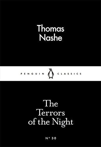 The Terrors Of The Night (Penguin Little Black Classics)