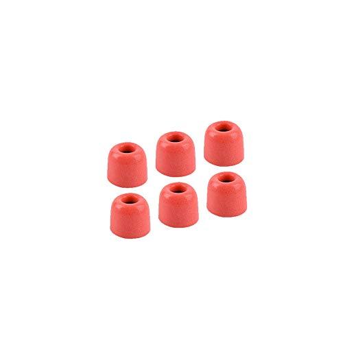 Deanyi Memory-Foam-Ohrstöpsel Langsam Rising Spielzeug Squeeze Spielzeug Stress Relief Spielzeug für Kinder Erwachsene Red 1Set
