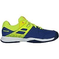 Babolat - Zapatillas de Tenis de Sintético para niño Azul ...