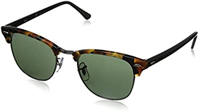 Ray-Ban Clubmaster - Gafas de sol para hombre