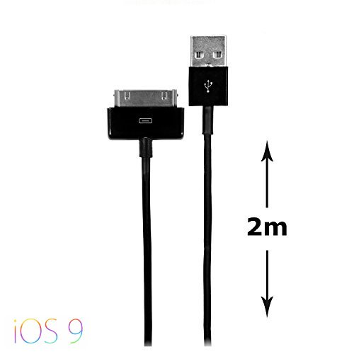 original-iprotectr-cable-de-datos-usb-con-funcion-de-carga-2-metros-para-iphone-y-ipod-4s-4-3gs-clas