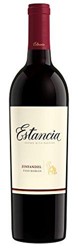 Zinfandel Wein (Estancia Estate Winery Zinfandel 2013 (1 x 0.75 l))