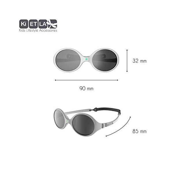 Ki ET LA Diabola Gafas de sol Unisex bebé 4