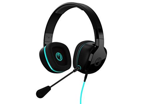 Nacon – PCGH-100ST Auriculares Con Micrófono, Control Remoto, Función Micro Mute Y Volumen (PS4, PC, Mac, Xbox One, Smartphones) 31nHcMu8k L